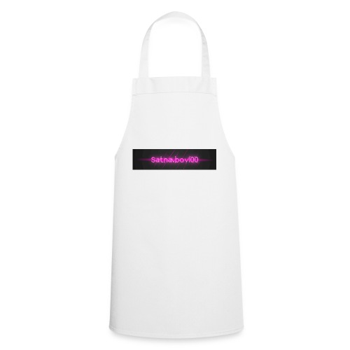 Satnavboy100 Shirt - Cooking Apron