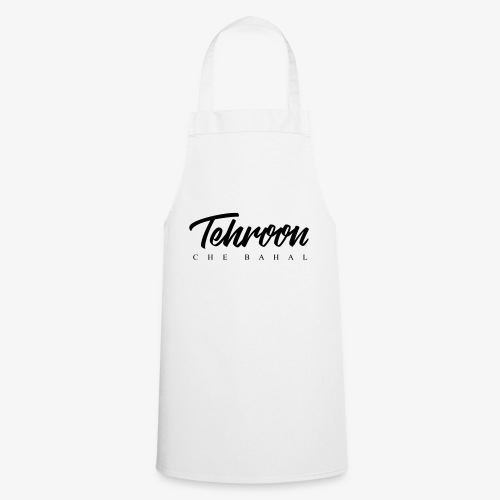 Tehroon Che Bahal - Kochschürze