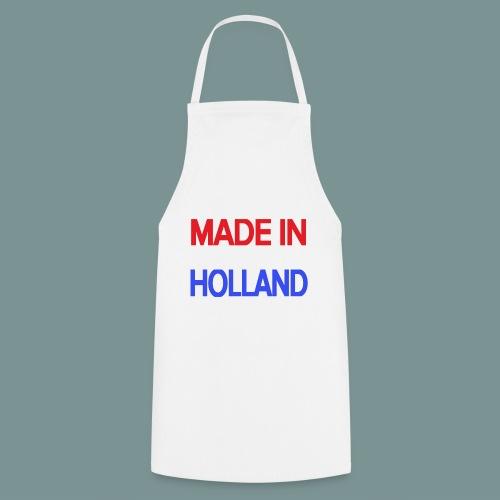 Made in Holland - Keukenschort