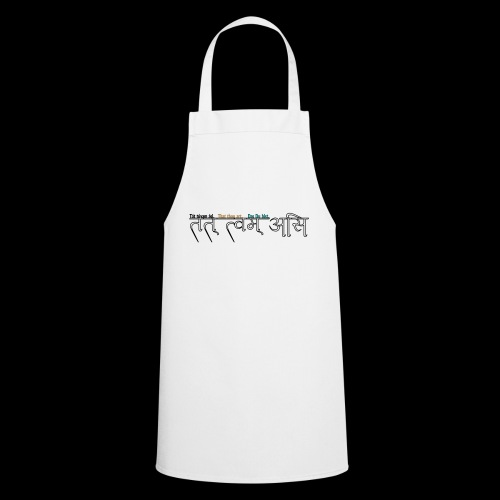 du bist's - Kochschürze