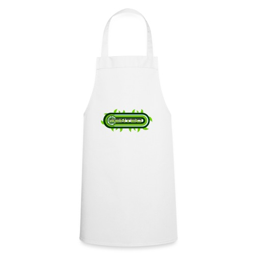GREEN LOGO - Delantal de cocina