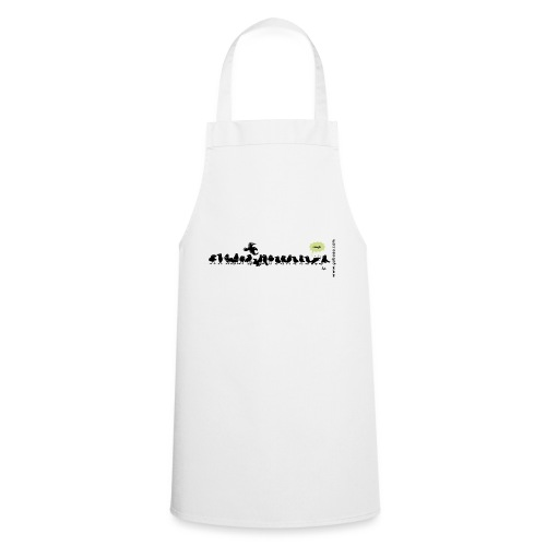 Corvids - it's a crowd! - Cooking Apron