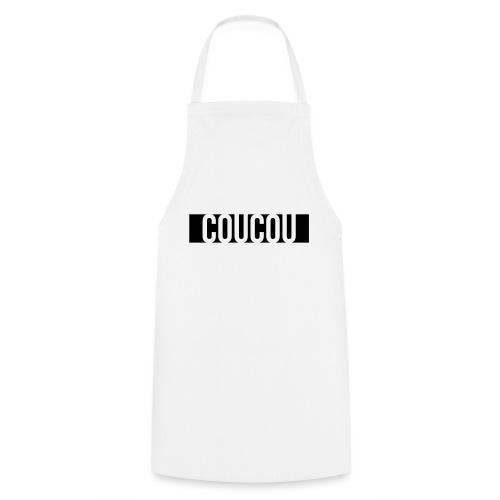Coucou [1] Black - Tablier de cuisine