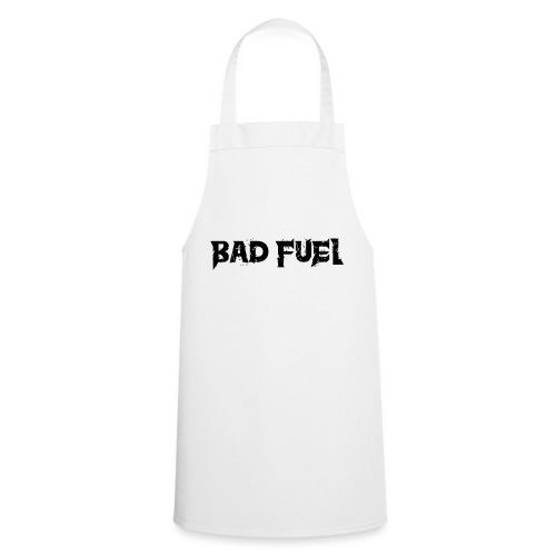 Bad Fuel logo - Cooking Apron