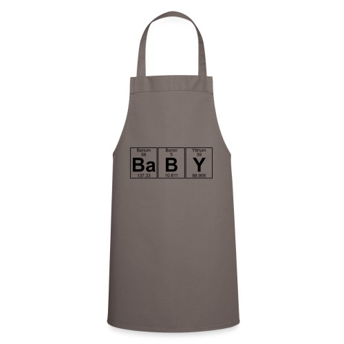 Ba-B-Y (baby) - Full - Cooking Apron
