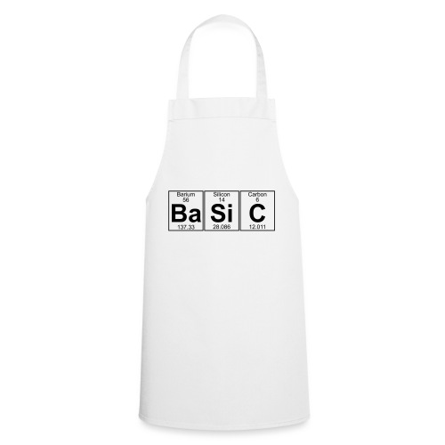 Ba-Si-C (basic) - Full - Cooking Apron