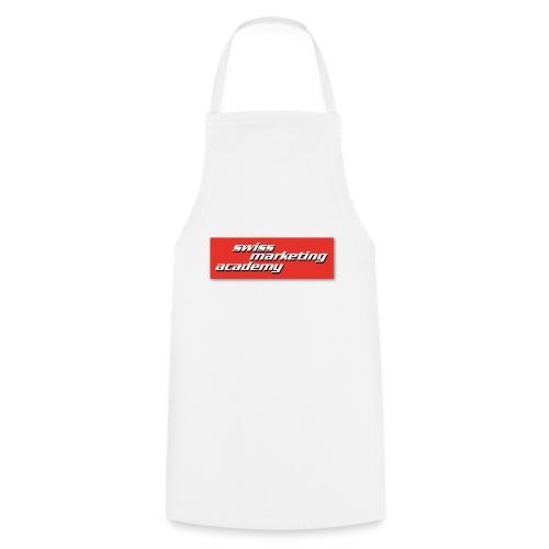 SWIMAC LOGO ROT - Kochschürze