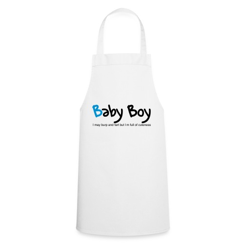 Baby Boy - Cooking Apron