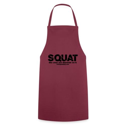 squat - Cooking Apron