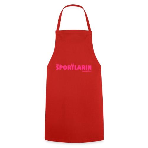 i bin a supatrüfö sportlarin - Kochschürze