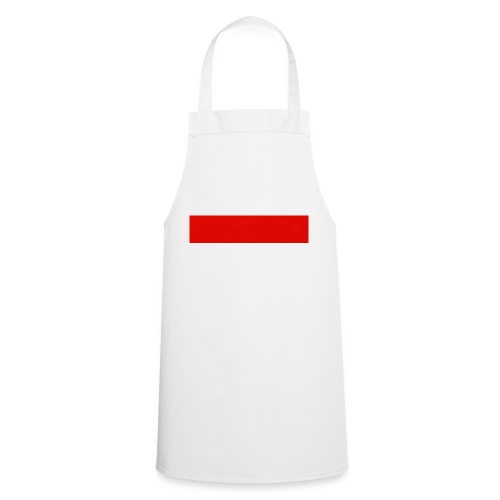 Red Rectangle - Cooking Apron