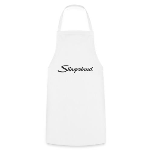 slingerland300dpi - Keukenschort