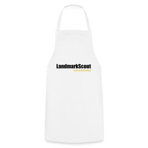 Tshirt White Back logo 2013 png - Cooking Apron