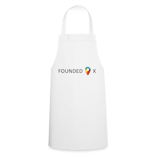 FoundedX logo png - Cooking Apron