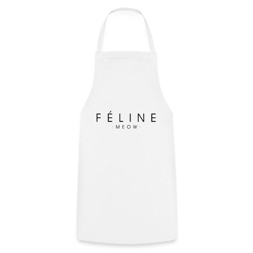 Féline - Delantal de cocina