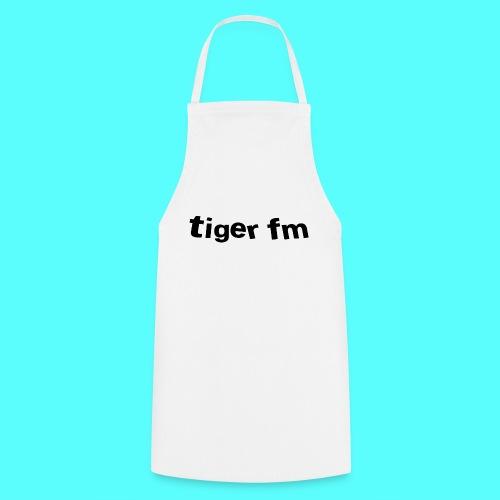 tiger fm logo - Kochschürze