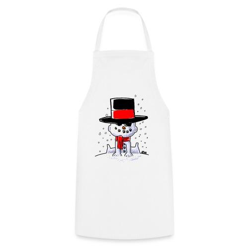 snowbaby hat - Keukenschort