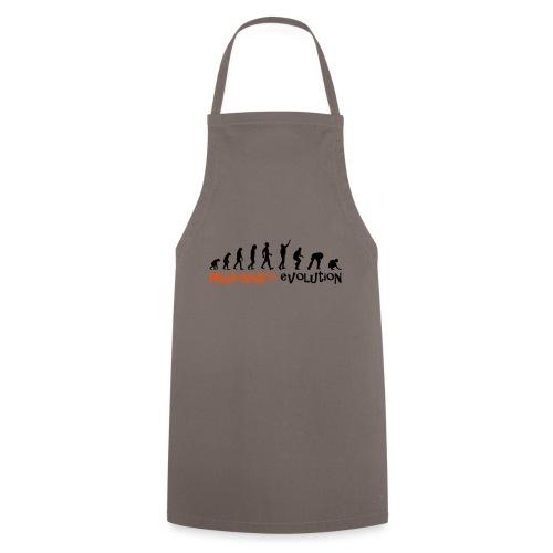 madonnaro evolution original - Cooking Apron