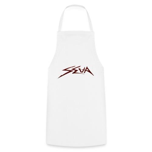 SEUA logo Speedy red - Förkläde