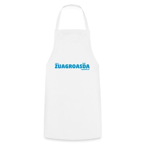 supatrüfö ZUAGROASDA - Kochschürze