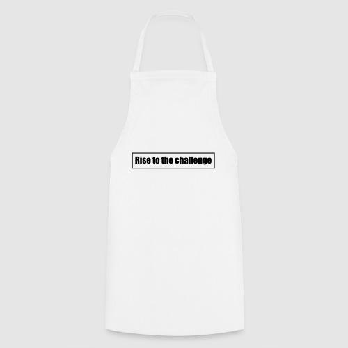 Tee shirt femme Rise to the challenge - Tablier de cuisine