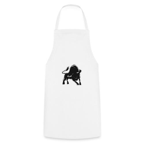 Der schwarze Stier - Kochschürze