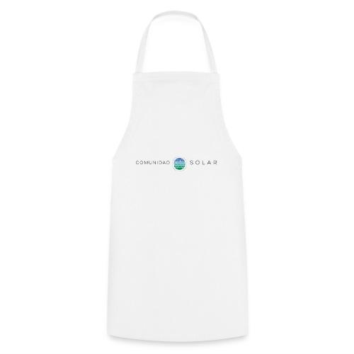 Comunidad Solar BASIC + - Delantal de cocina