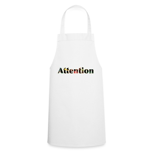 Attention - Cooking Apron