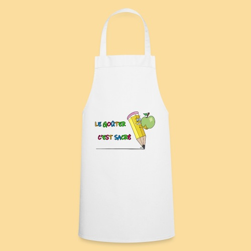 The taste of Mister Pencil - Cooking Apron