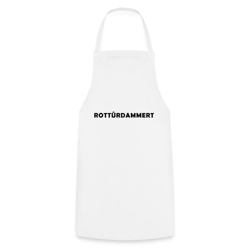 Rotturdammert - Keukenschort