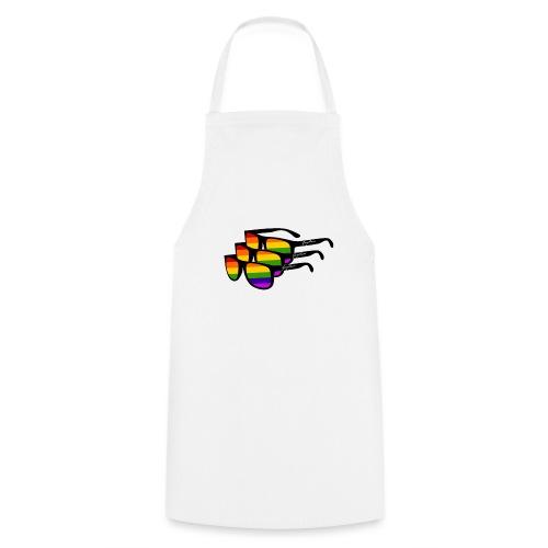 Rainbow Sunglass Gay Ban - Kochschürze
