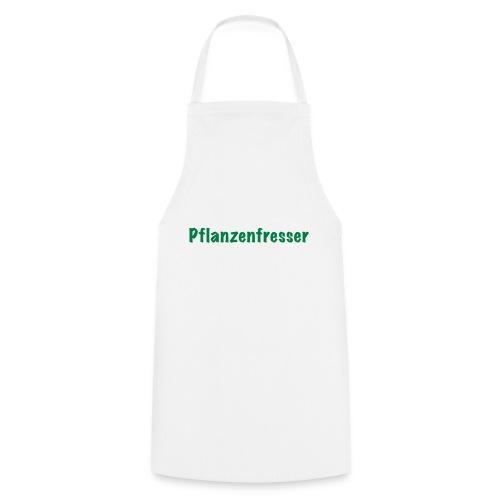 Pflanzenfresser - Kochschürze
