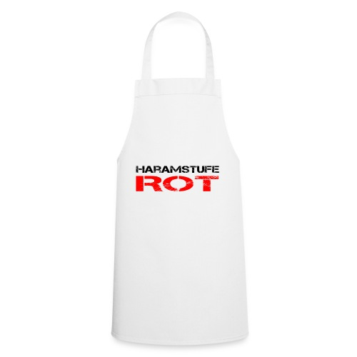 HARAMSTUFE ROT - Kochschürze