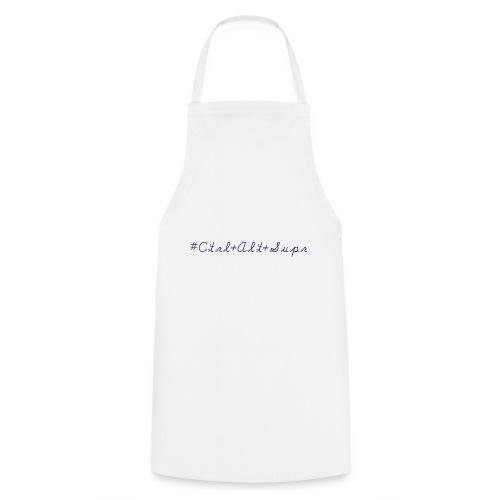Ctrl Alt Supr - Delantal de cocina