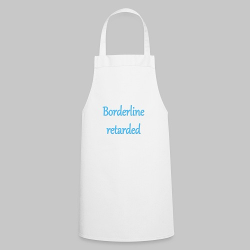just stating facts - Cooking Apron