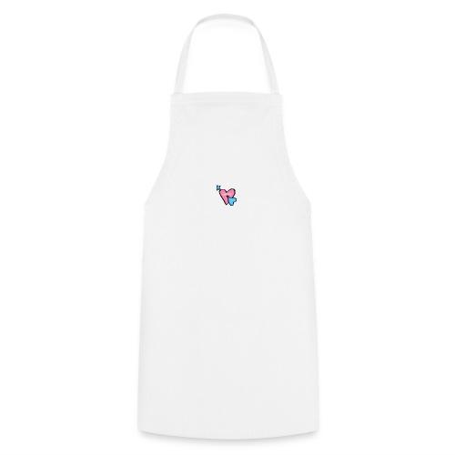 Spicious love logo - Keukenschort
