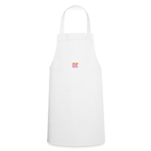 Pop Girl logo - Cooking Apron