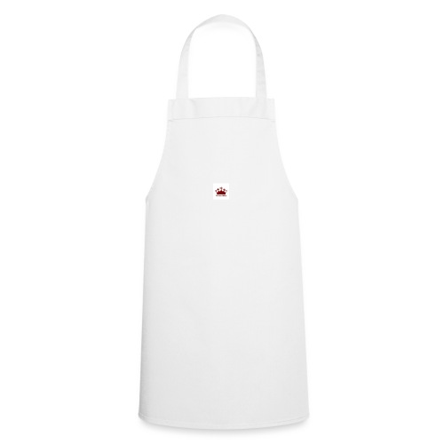Red BGC Crown - Cooking Apron