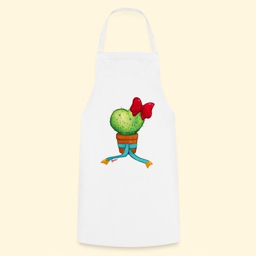 Cactus Coeur - Tablier de cuisine