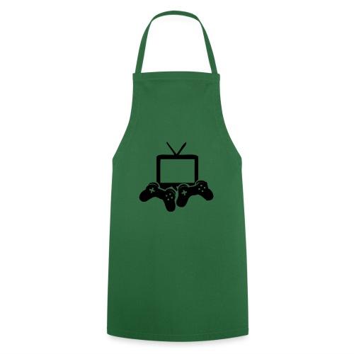 Video Games Symbol Spieler Streamer Spielen - Kochschürze