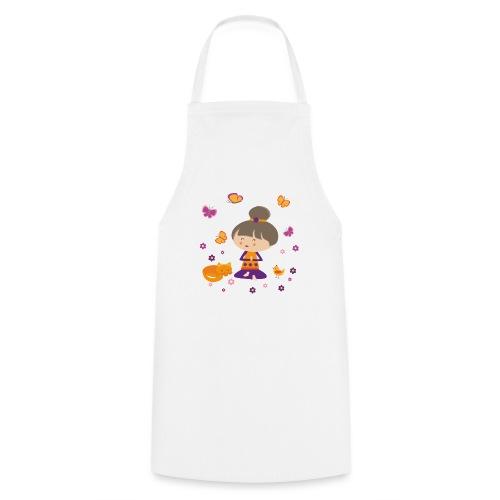 Happy Meitli - Yoga und Meditation - Kochschürze