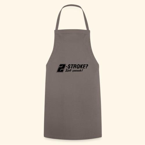 Zweitakt-Liebe 2-Takt 2-Stroke Motor - Kochschürze