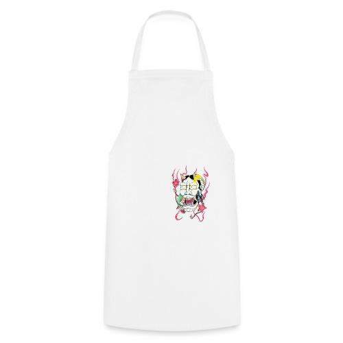 hannya mask - Cooking Apron