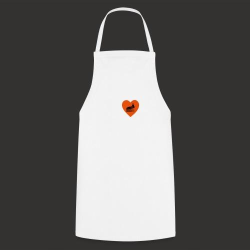 We love Kleinbrüchter Ruckbeutel - Kochschürze