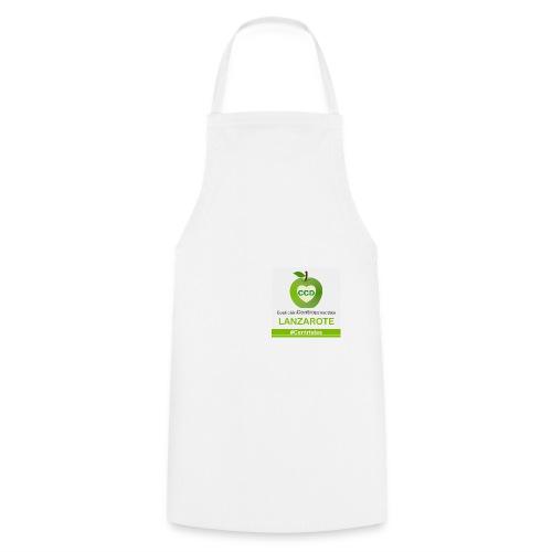 CCD LANZAROTE - Delantal de cocina