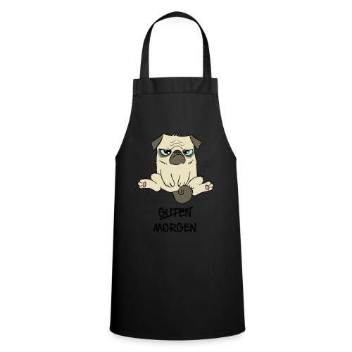 Vorschau: guten morgen hund - Kochschürze