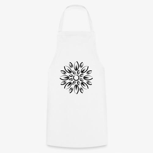 etnic flower - Tablier de cuisine