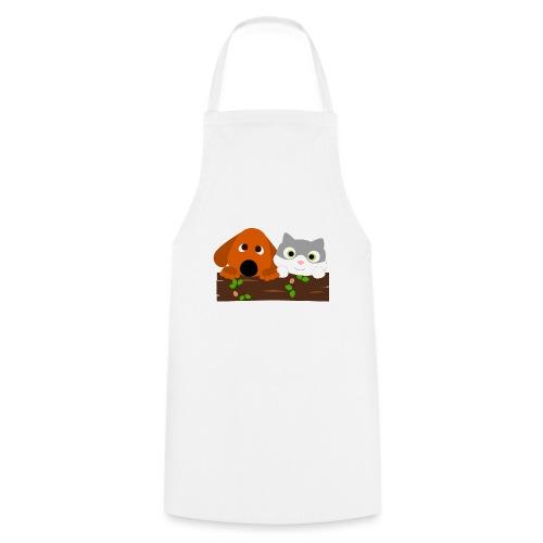Hund & Katz - Kochschürze