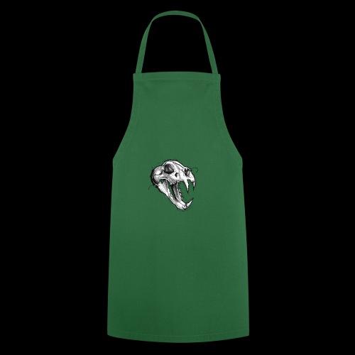 Teschio Tigre - Grembiule da cucina
