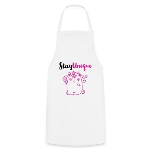 Stay Unique - Kochschürze